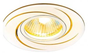 Встраиваемый светильник Ambrella Classic A506 A506 AL/G