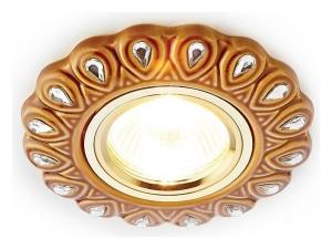Встраиваемый светильник Ambrella Dising D5540 D5540 SB/CL