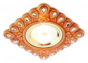 Встраиваемый светильник Ambrella Dising D5550 D5550 SB/CL