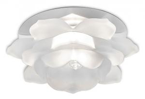 Встраиваемый светильник Ambrella Dising D8180 D8188 CL/W