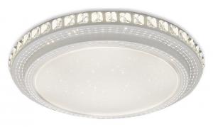 Накладной светильник Ambrella Orbital Crystal F92 104W D600