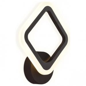 Накладной светильник Ambrella Original 8 FA540 CF кофе 6400K/3000K/4200K 15W 260*230*60