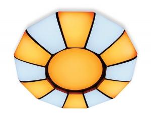 Накладной светильник Ambrella Orbital Parrus FP2311 WH 114W D480