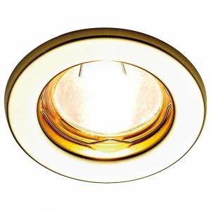 Встраиваемый светильник Ambrella Classic FT9210 FT9210 GD