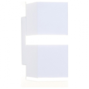 Бра Ambrella Wall 2 FW189 SWH белый песок LED 4200K 12W 140*60*80