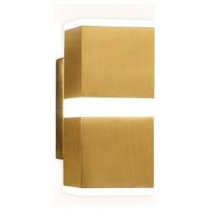 Бра Ambrella Wall 2 FW191 SGD золото песок LED 4200K 12W 140*60*80