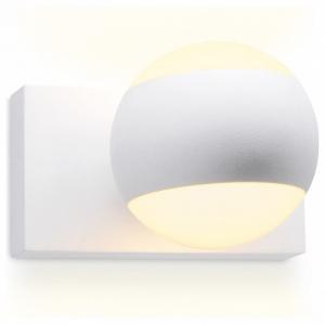 Спот Ambrella Wall 16 FW570 SWH белый песок G9 max 40W 100*70*85