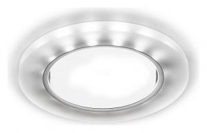 Встраиваемый светильник Ambrella GX53 G214 G214 CH/WH