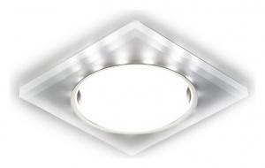 Встраиваемый светильник Ambrella GX53 G215 G215 CH/WH