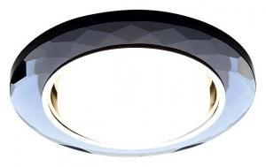 Встраиваемый светильник Ambrella GX53 G8077 G8077 BK