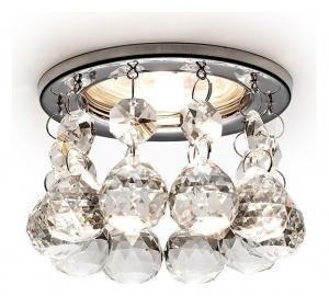 Встраиваемый светильник Ambrella Crystal K2051 K2051 CH/CL