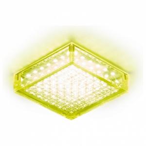 Встраиваемый светильник Ambrella Deco 1 S150 GD 5W 4200K LED