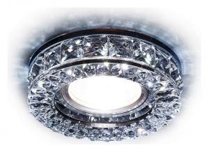 Встраиваемый светильник Ambrella Led S241 S241 BK
