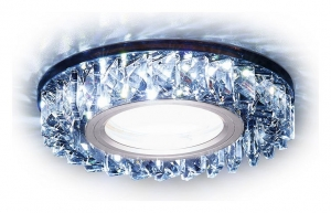 Встраиваемый светильник Ambrella Led S255 S255 BK