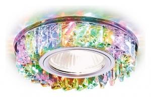 Встраиваемый светильник Ambrella Led S255 S255 CH/M