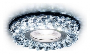 Встраиваемый светильник Ambrella Led S257 S257 BK