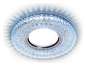 Встраиваемый светильник Ambrella Led S271 S271 CL/CLD