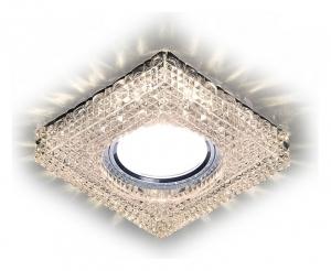 Встраиваемый светильник Ambrella Led S272 S272 CL/WW
