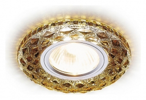 Встраиваемый светильник Ambrella Led S288 S288 BK