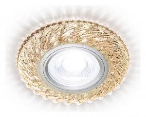 Встраиваемый светильник Ambrella Led S295 S295 CH/WR