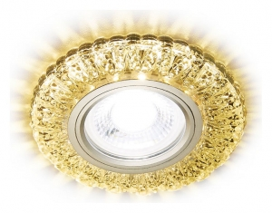 Встраиваемый светильник Ambrella Led S310 S310 CH/W