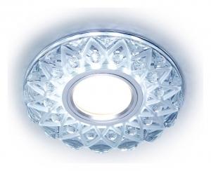 Встраиваемый светильник Ambrella Crystal 3 S375