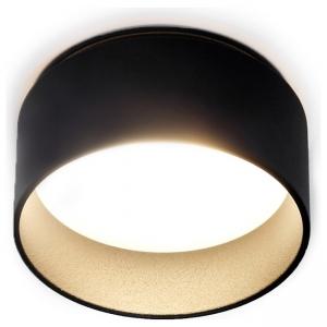 Встраиваемый светильник Ambrella TN189 TN189 SBK черный песок GU5.3 D80*60