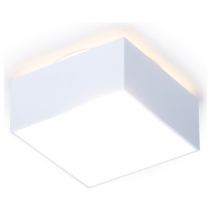 Встраиваемый светильник Ambrella TN192 TN192 WH/S белый/песок GU5.3 80*80*60