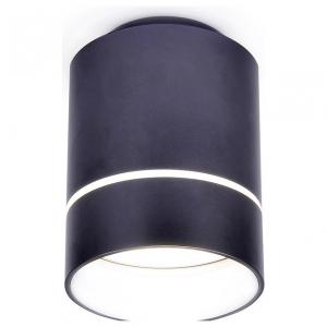 Накладной светильник Ambrella TN254 TN254 SBB синий космос/песок LED 4200K 7W D80*110