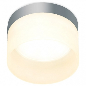 Встраиваемый светильник Ambrella TN65 TN651 CH хром GX53 D90*65
