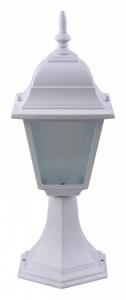 Наземный низкий светильник Arte Lamp Bremen A1014FN-1WH
