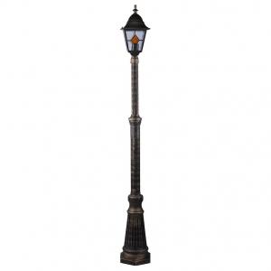 Фонарный столб Arte Lamp Berlin A1017PA-1BN