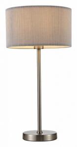 Настольная лампа декоративная Arte Lamp Mallorca A1021LT-1SS