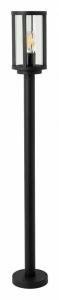 Наземный высокий светильник Arte Lamp Toronto A1036PA-1BK