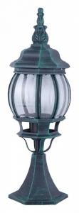 Наземный низкий светильник Arte Lamp Atlanta A1044FN-1BG