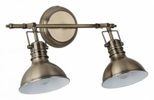 Спот Arte Lamp 1102 A1102AP-2AB