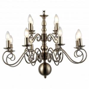 Подвесная люстра Arte Lamp 1129 A1129LM-12AB