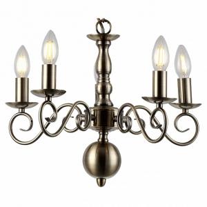 Подвесная люстра Arte Lamp 1129 A1129LM-5AB