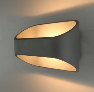 Накладной светильник Arte Lamp 1428 A1428AP-1GY