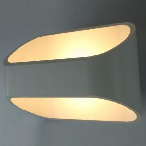 Накладной светильник Arte Lamp A1428 A1428AP-1WH