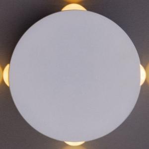 Накладной светильник Arte Lamp A1525 A1525AP-1WH