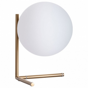 Настольная лампа декоративная Arte Lamp Bolla-Unica A1921LT-1AB