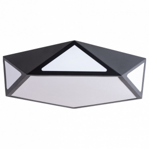 Накладной светильник Arte Lamp Multi-Piazza A1931PL-1BK