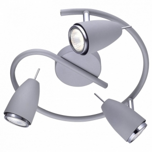 Спот Arte Lamp Regista A1966PL-3GY