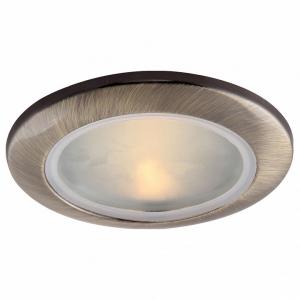 Встраиваемый светильник Arte Lamp Aqua A2024PL-1AB