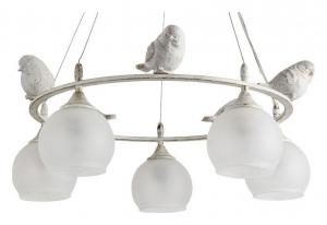 Подвесная люстра Arte Lamp Gemelli A2150SP-5WG