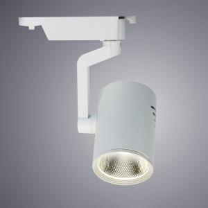 Светильник на штанге Arte Lamp Traccia A2321PL-1WH