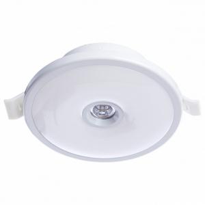 Встраиваемый светильник Arte Lamp 2517 A2517PL-2WH