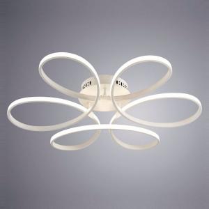 Накладной светильник Arte Lamp Diadema A2526PL-6WH
