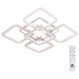 Накладной светильник Arte Lamp Splash A2534PL-90WH